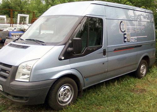 Форд транзит микроавтобус без пробега по России фото