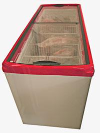 Холодильное торговое оборудование морозильные лари фото