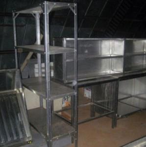 Продам стеллажи и другое торговое оборудование в Самаре фото
