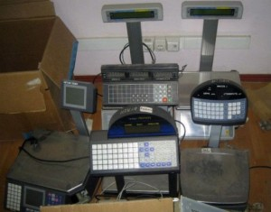Продам весы и другое торговое оборудование бу в Самаре фото
