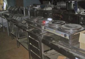 Торговое оборудование и оборудование для общепита б/у фото