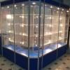 Торговое оборудование- витрины, прилавки, павильоны