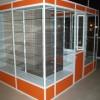 Фото объявления - Торговое оборудование- витрины, прилавки, павильоны