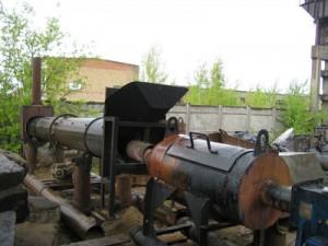 Фото оборудования сушильный барабан