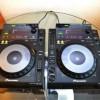 2x PIONEER CDJ 2000 1x DJM 2000 MIXER DJ PACKAGE + PIONEER