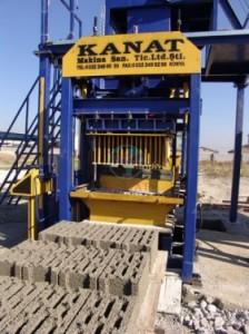 Фото турецкие производственные линии для брусчатки