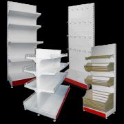 Фото стеллажей услуги по сборке торгового оборудования