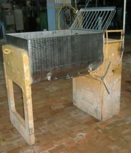 Фото оборудование для копчения мясных продуктов