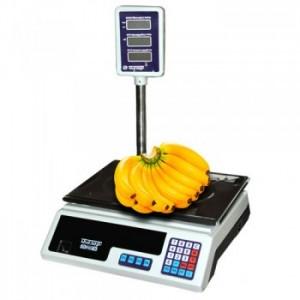 Фото торговые весы со стойкой до зо килограмм веса