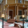 Фото объявления - Дома бани из оцилиндрованного бревна под ключ!