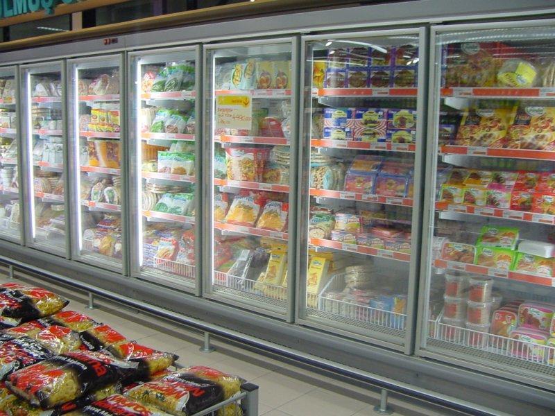 Фото еще холодильные витрины