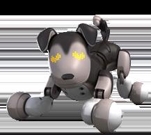Робот собака zoomer Фото
