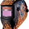 Фото объявления - Сварной магазин-склад Сварочная маска WEGA 450S WE-19