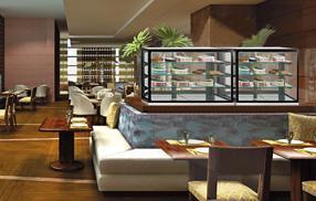 Кондитерские витрины итальянского бренда Tecfrigo способны увеличить уровень продаж